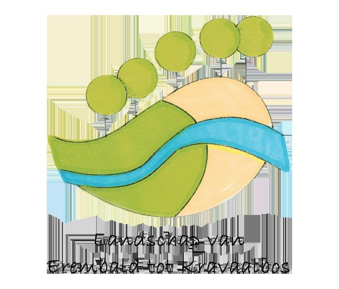 Logo Landschap van Erembald tot Kravaalbos